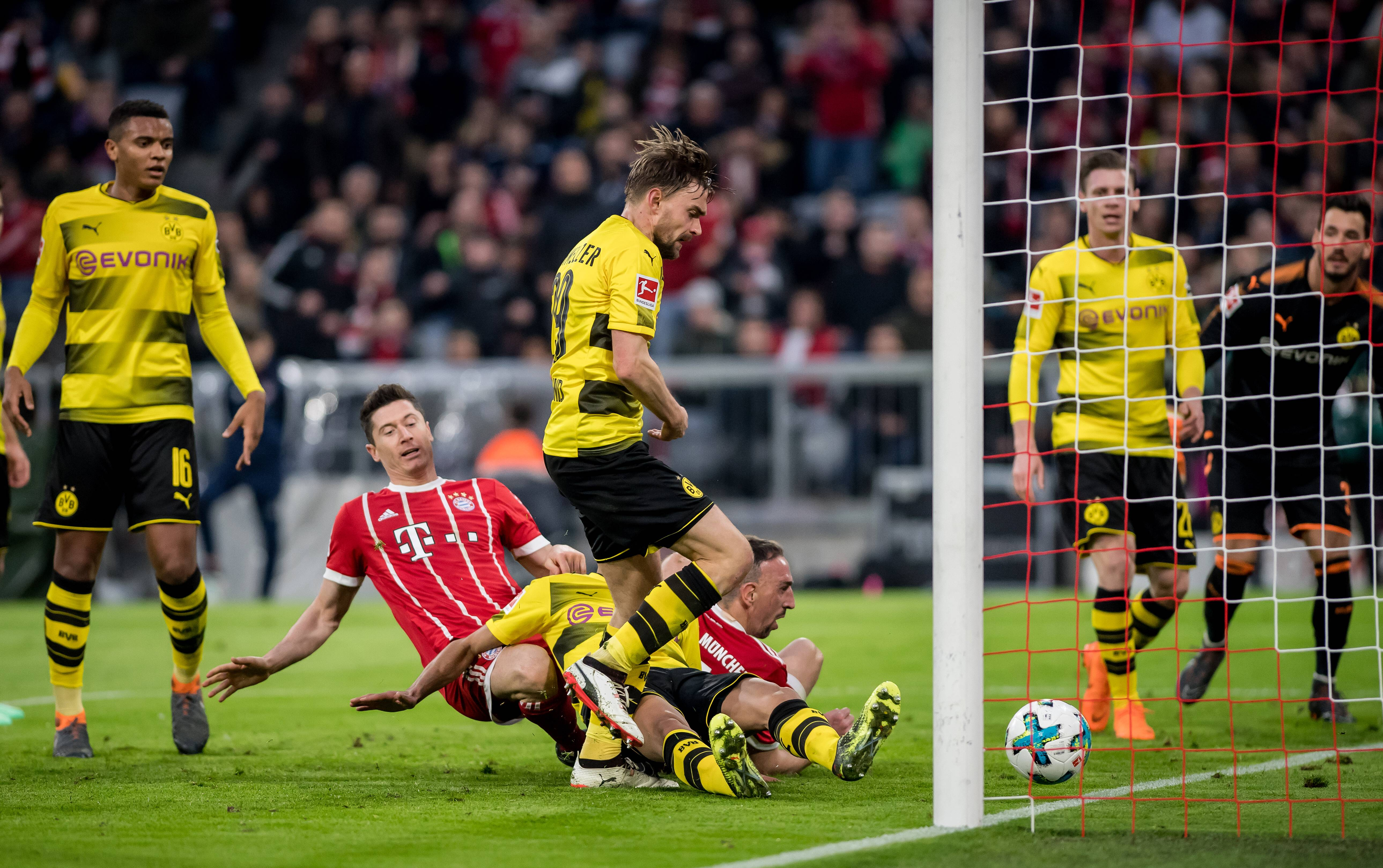 28. Spieltag Bundesliga